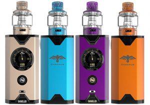 US Store: Sigelei Chronus Kit 200W $19.95