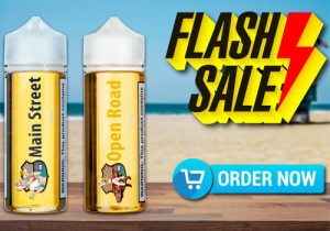 Back On For 2 Days Only! - TheSauceLA: 80% Off E-Juice - $2.00/30ML | $4.00/60ML | $6.00/120ML