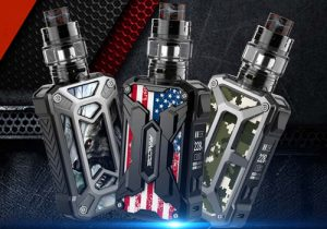 Rincoe Mechman 228W Box Mod $26.90 | Kit $34.90