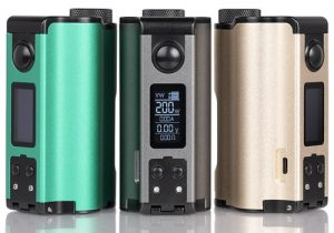 Dovpo Topside Dual 200W TC Squonk Mod $52.99 (China) | $53.96 Shipped (USA)