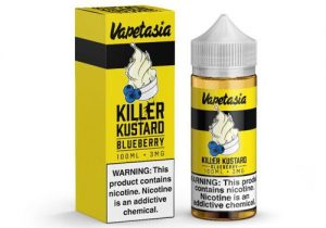 Vapetasia Killer Custard Blueberry E-Liquid: $9.99/200mL (USA)