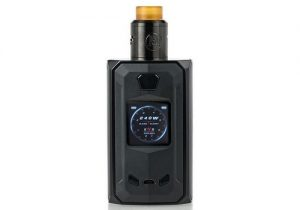 USV MACH ON3 240W/8mL TC Squonk RDA Kit $17.00 (USA)