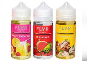 FLVR E-Liquids $3.95/100mL