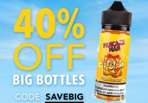 Breazy: 40% Off Mystery E-Liquids | 10% Off Sitewide | Hardware Sale