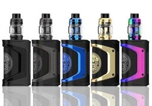 Geekvape Aegis Legend Limited Edition Mod $41.74 |  Kit w/ Zeus Mesh Tank $55.22