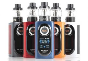 Sigelei Kaos Vapsoon 208W Kit $29.99 (USA)