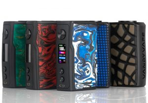 Vandy Vape Swell 188W Waterproof/Resin Mod $36.95