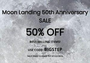 VaporDNA Moonlanding Sale: 50% Off Hot Items