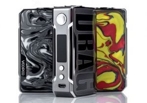 Voopoo Drag 2 177W Resin Mod $21.49 (USA)