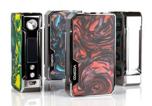 Voopoo Drag 2 Platinum Edition Mod $39.99 (China) | Kit $48.25 (USA)