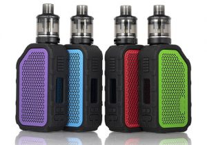 Wismec Active 80W Waterproof/Bluetooth Speaker TC Kit $12.99