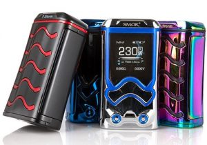 Almost Sold Out! Smok T-Storm Mod 230W $18.99 (USA)