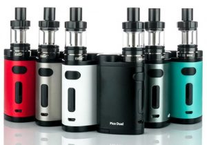 Eleaf Istick Pico Dual 200W TC Mod Kit with Melo III Tank $10.92 (USA)
