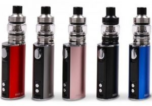 Eleaf iStick T80: 80W/3000mAh Portable Box Mod Kit w/ Tank $8.79
