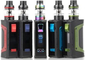 Geekvape Aegis Legend Waterproof 200W Mod Kit $36.91 (USA Restock)