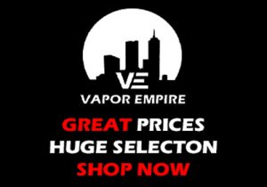 Still Time To Order! Vapor Empire: 10% Off Sitewide - Rock Bottom USA Prices