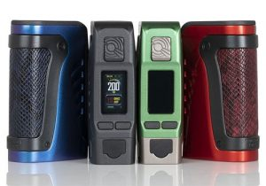 Wismec Reuleaux Tinker 2 200W Waterproof TC Box Mod $19.99 (USA)
