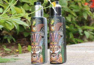 Hippovape Papua 100W Kit $31.99