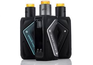 GeekVape Aegis Squonker 10mL/100W Waterproof Box Mod $35.99 | RDA Kit $46.09