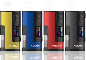 Sigelei Fuchai 213 150W Squonk Mod $9.49