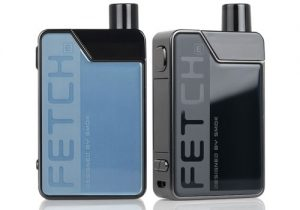 Smok Fetch Mini: 40W/1200mAh VW Pod System $24.98 (China) | $30.52 (USA)