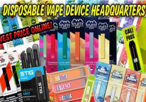 Ejuice Connect: Disposable Vape Devices $2.39 & Up | 35% Off Sitewide | 40% Off All E-Liquids (USA)