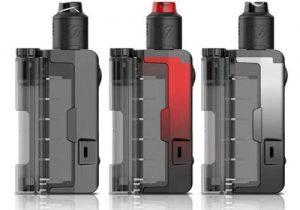 Dovpo Topside Lite: 90 Watt TC Squonk Mod $38.98 |  RDA Kit $48.27