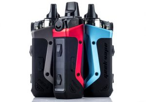 Geekvape Aegis Boost: 1500mAh/3.7mL Waterproof Mesh Pod System $23.39 (USA)