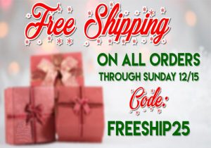 MyVpro: Free Shipping On All Orders | Holiday Sale
