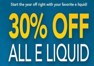 Breazy: 30% Off All E-Liquids | Hardware Blowouts (USA)