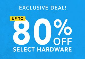 Breazy: Up To 80% Off Hardware & Extra 15% Off (USA)