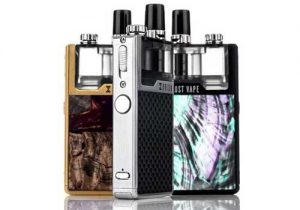 Lost Vape Orion Plus: Updated DNA Pod System Kit $24.00 (USA)