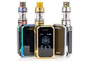 Smok G-Priv 2 Luxe Edition Touch Screen Kit w/ TFV12 Prince Tank $35.99 (USA)