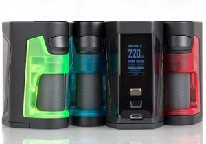Vandy Vape Pulse Dual 220W/7mL TC Squonk Mod $28.92