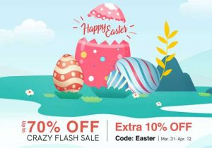 Vapesourcing: Up To 70% Off Easter Sale & Crazy Flash Sales | 10% Off Sitewide