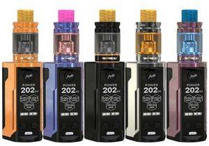 Wismec Reuleaux RX GEN3 Dual 230W TC Box Mod Kit $19.99 (USA)