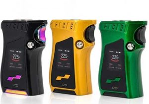 Smok Mag 225W Box Mod $24.30 (China) | Kit $34.00 (USA)