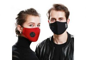 Buy 4 Reusable Face Masks, Get 10 Replacement Filters Free (USA)