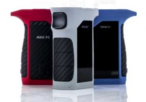 Smok Mag P3: 230W Waterproof Touchscreen Box Mod $26.99