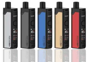 Exclusive Blowout Deal: Smok RPM Lite 40W VW Pod System Kit $6.99 (USA)