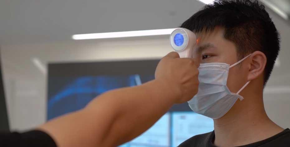 Smok X2 Thermometer