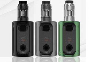 Augvape VX217 217W Box Mod Kit $22.00