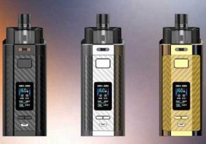 Smok RPM160 160W Pod System Kit $25.95