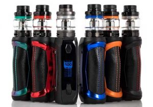 GeekVape Aegis Solo 100W Waterproof Box Mod Kit $30.00 (USA)