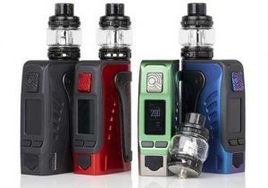Wismec Reuleaux Tinker 2 200W Waterproof TC Box Mod Kit $16.99