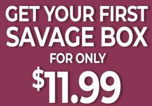 Exclusive! Savage Enterprises: 300mL Juice Bundle $11.99 (USA)