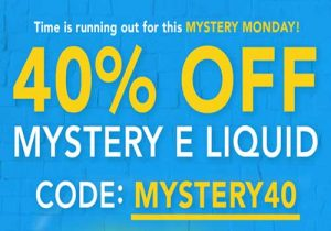 Breazy: 40% Off Mystery E-Liquids (USA)