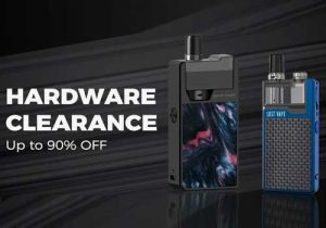 EightVape: Up To 90% Off Hardware Clearance Sale (USA)