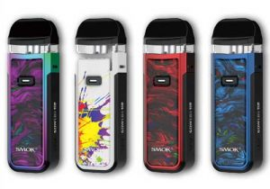 Smok Nord X 6mL/1500mAh Waterproof Pod Kit $25.60 (USA)
