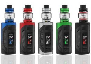 Smok Rigel 230W Box Mod Kit $29.87 (USA)